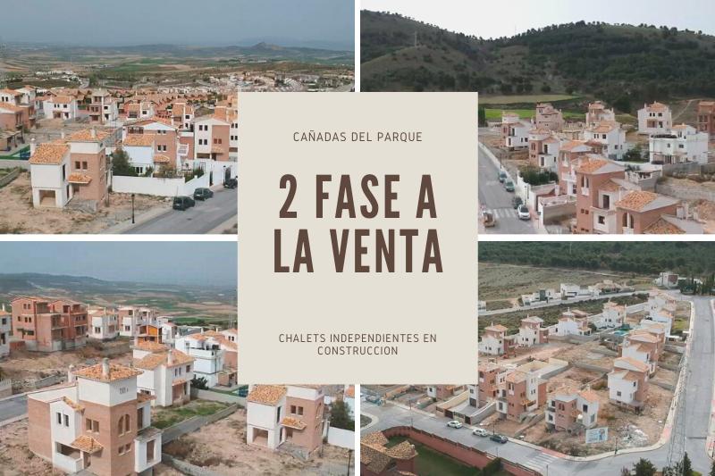 Promoción chalets obra nueva Cañadas del Parque II Fase
