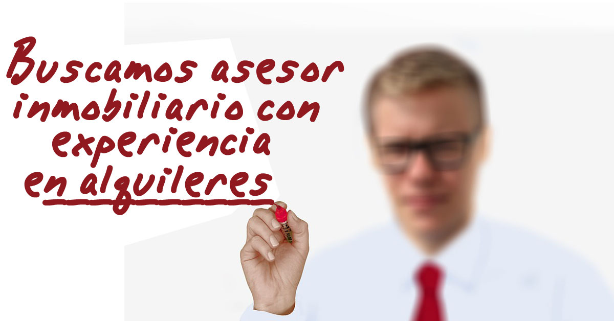 Asesor Inmobiliario Alquileres