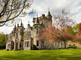 Castillo Rothes Glen House
