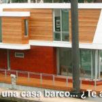 Vivir en un barco. ¿Te atreves a mudarte a una casa-barco?