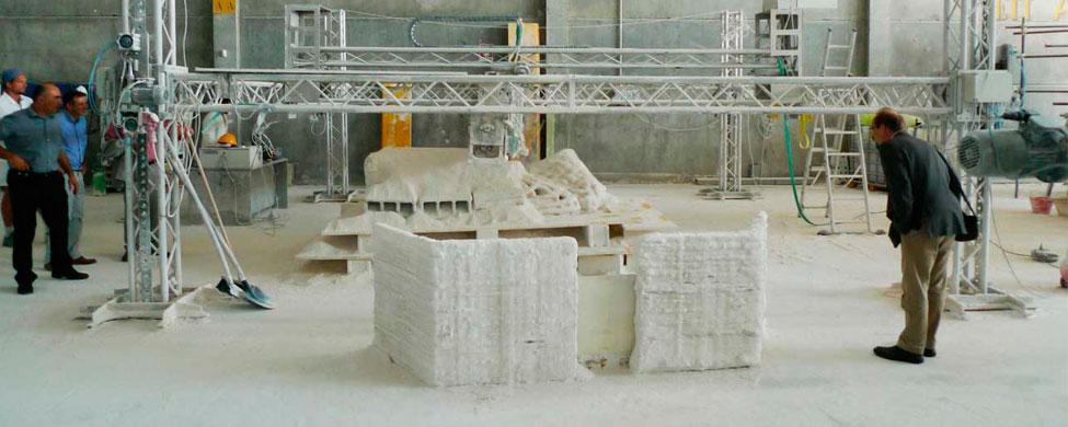 impresion 3d en la construccion de viviendas