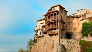 Las construcciones más raras del mundo casas colgadas de cuenca