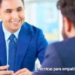 técnicas para empatizar con un cliente