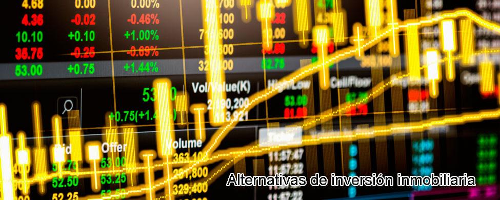 Alternativas de inversión inmobiliaria