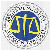 logo arbitraje notarial