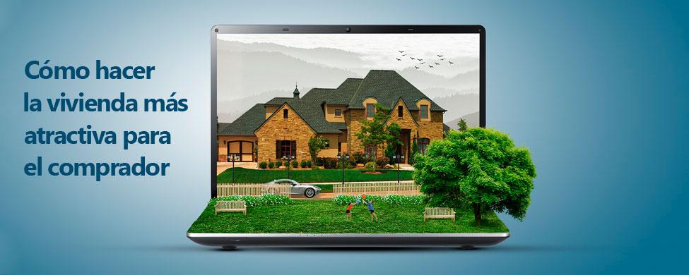 hacer la casa más atractiva para los compradores