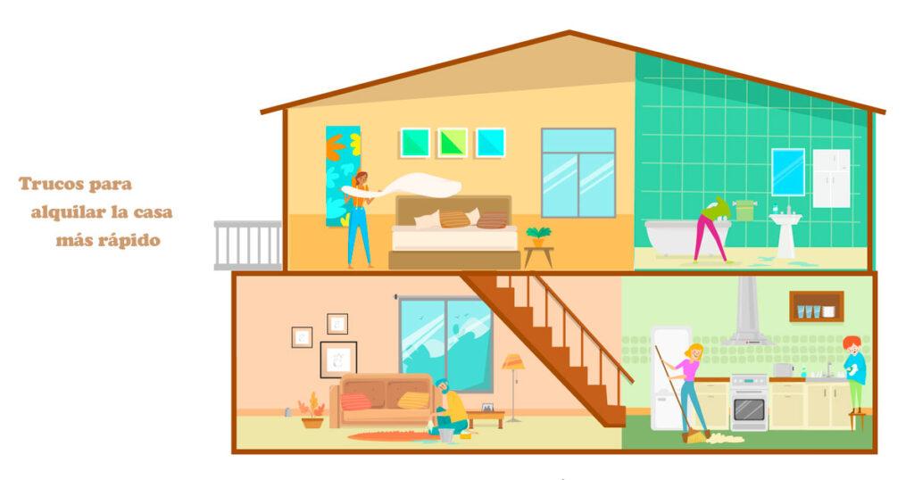 cómo alquilar tu vivienda antes