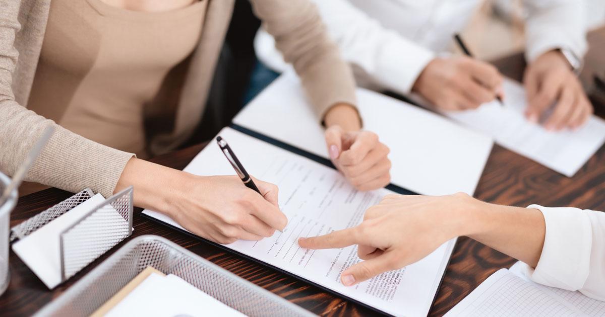 Redactar un contrato de compraventa