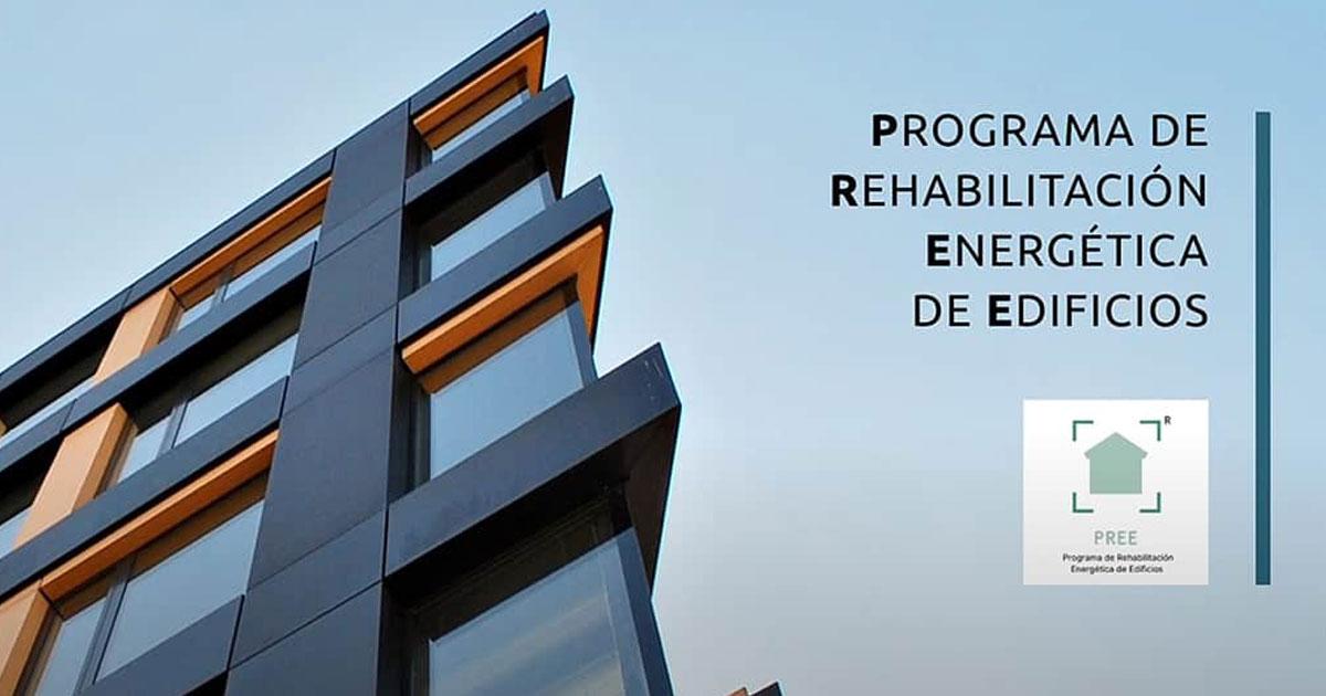 Programa de Rehabilitación de viviendas en España, PREE